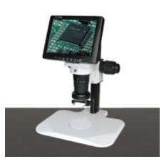 3D LCD 줌비디오 현미경