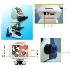 디지털 생물현미경 DMS-600