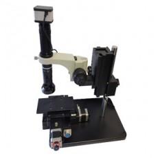 자동 초점 조절 현미경